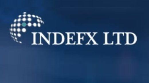 Логотип сайта indefx.com