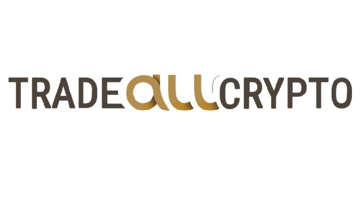 Логотип сайта tradeallcrypto.com