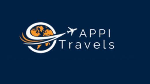 Логотип сайта appitravels.com