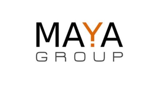 Логотип сайта maya-group.me