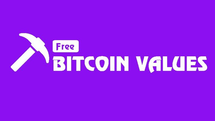 Логотип сайта bitcoin-values.com