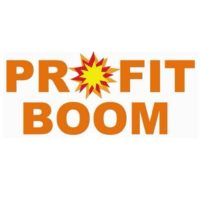 Логотип сайта profit-boom.pro