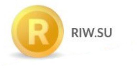 Логотип сайта riw.su
