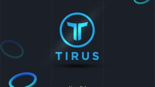 Логотип сайта tirus.ltd