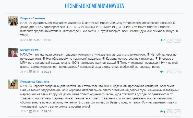 Nayuta.biz отзывы