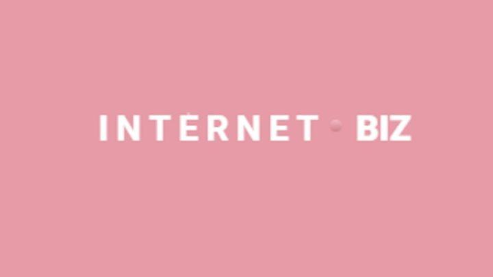 Логотип Internet Biz