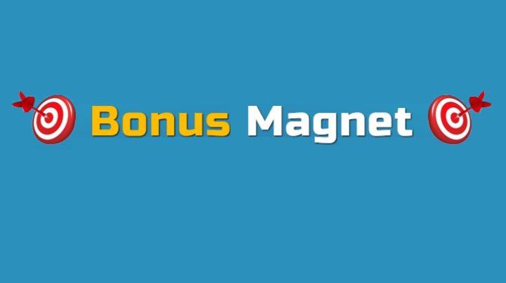 Логотип Bonus Magnet