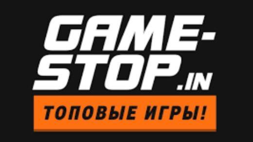 Логотип Game-stop.in
