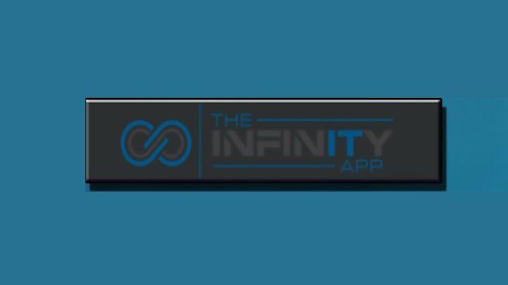 Логотип Infinity App