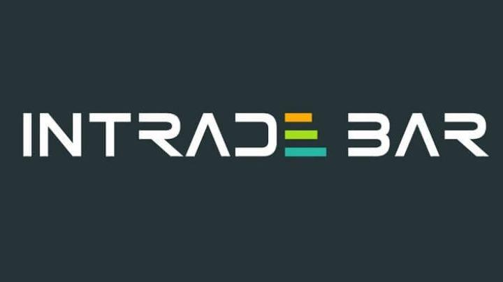 Логотип Intrade.bar