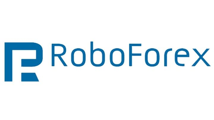Логотип сайта roboforex.com