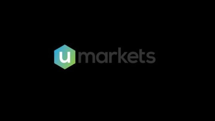 Логотип сайта umarkets.com