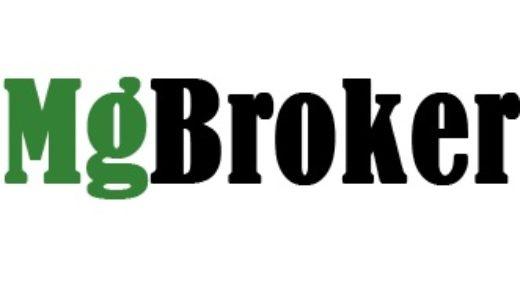 Логотип сайта mgbroker.trade
