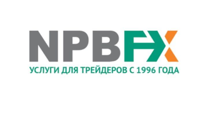 Логотип NPBFX