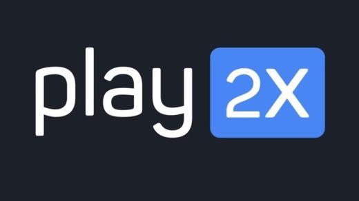 Логотип Play2x