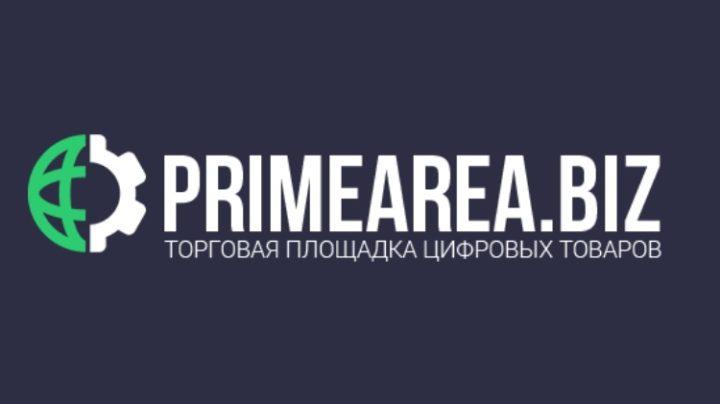 Логотип Primearea.biz