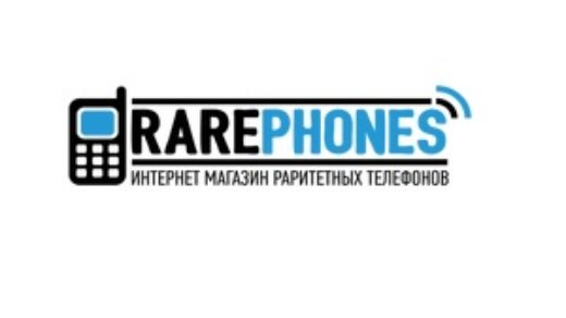 Логотип Rarephones.ru
