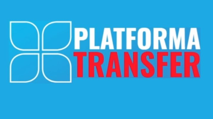Логотип Платформы Трансфер