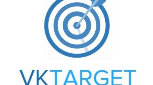 Логотип Vktarget