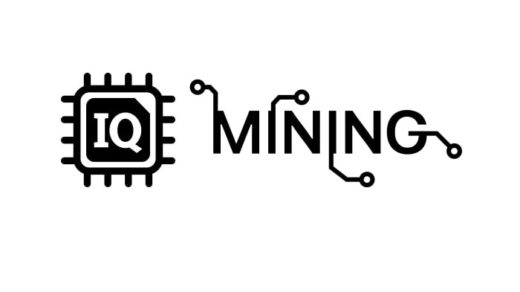 Логотип IQ Mining
