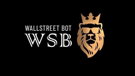 Логотип Wall Street Bot