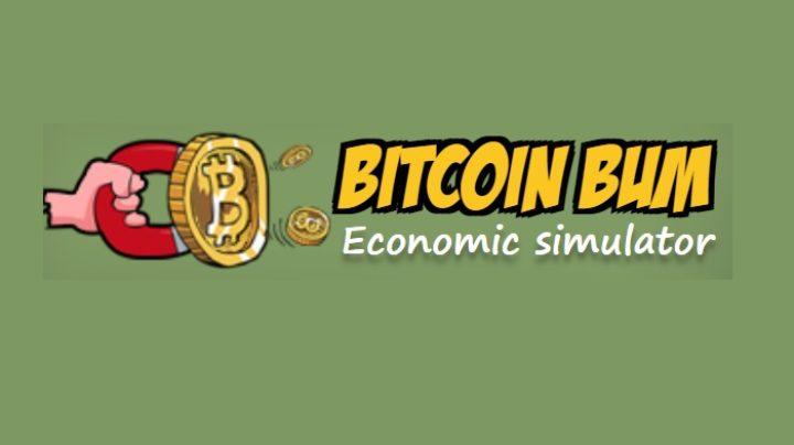 Логотип Bitcoin Bum