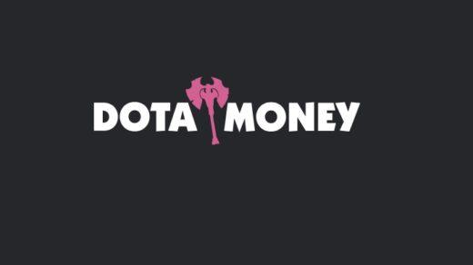 Логотип DOTA Money