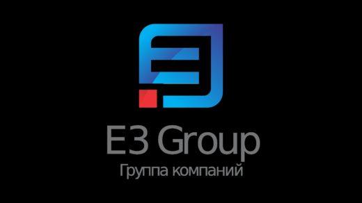 Логотип E3 Group