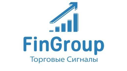 Логотип FinGroup