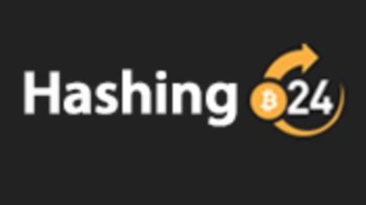 Логотип Hashing24