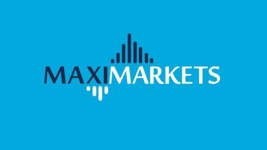 Логотип MaxiMarkets