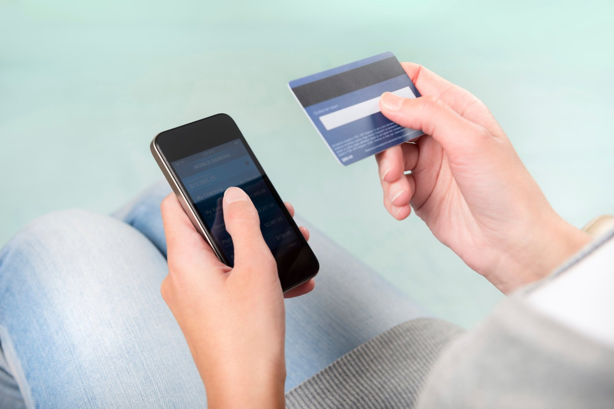 Мошенничество через мобильный банк