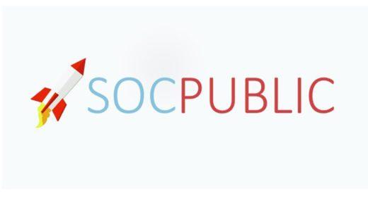 Логотип SOCPUBLIC