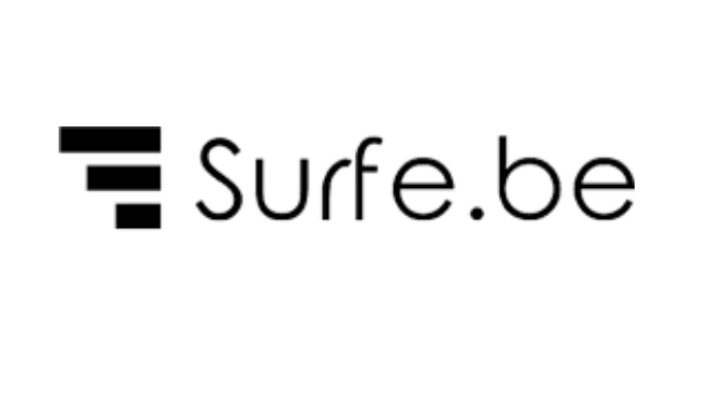Логотип Surfe.be
