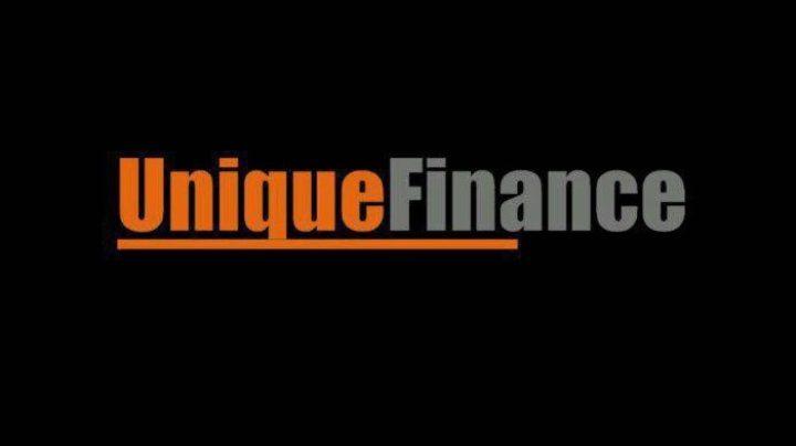 Логотип Unique Finance