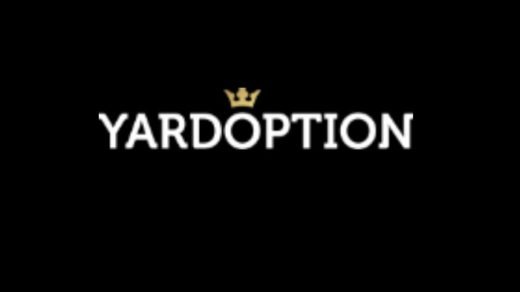 Логотип Yardoption