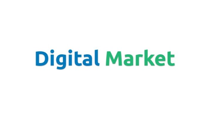 Логотип Digital Market