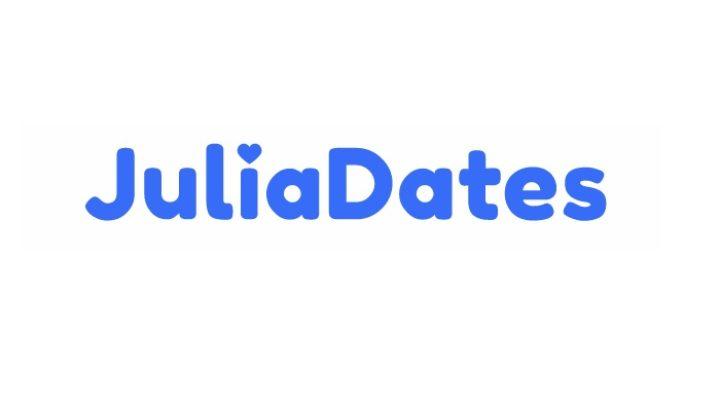 Логотип JuliaDates
