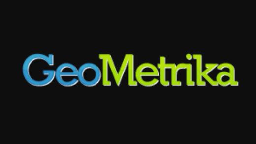 Логотип ГеоМетрика