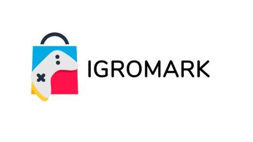 Логотип IgroPark (IgroMark)