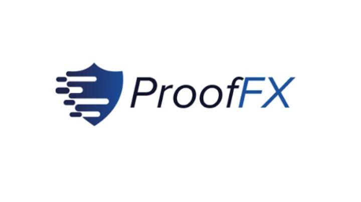 Логотип ProofFX