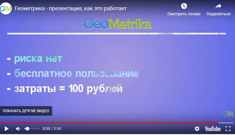 Затраты всего 100 рублей