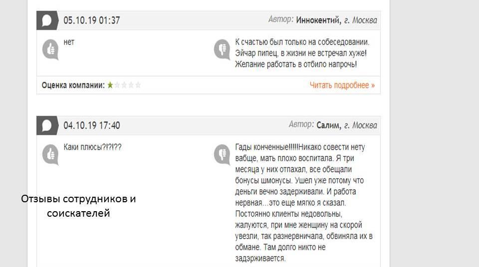 Шумаков и Партнеры правдивые отзывы