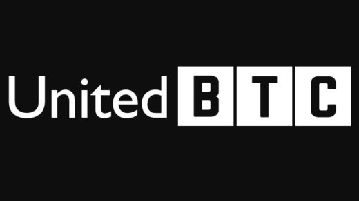 Логотип United BTC Bank
