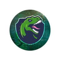 Логотип Динопарк