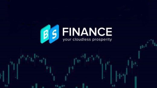 BS Finance логотип