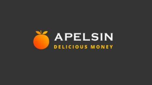 Логотип Apelsin Money