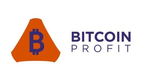 Логотип Bitcoin Profit