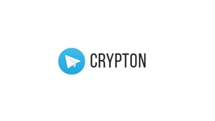 Логотип CrypTON