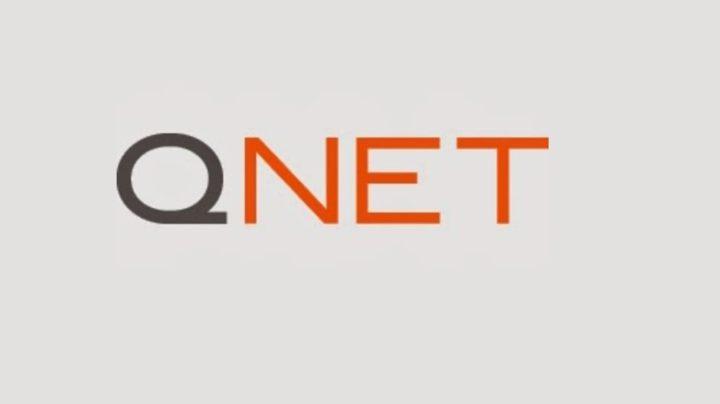 Логотип QNet